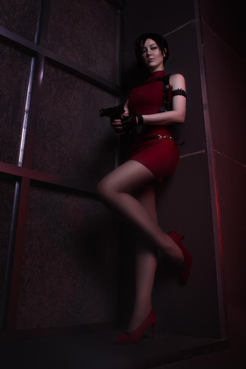 Ада Вонг в исполнении очаровательной Тани Лил по мотивам Resident Evil