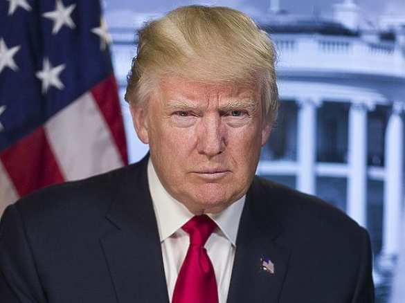 Трамп может ввести новые санкций против России из-за Сирии