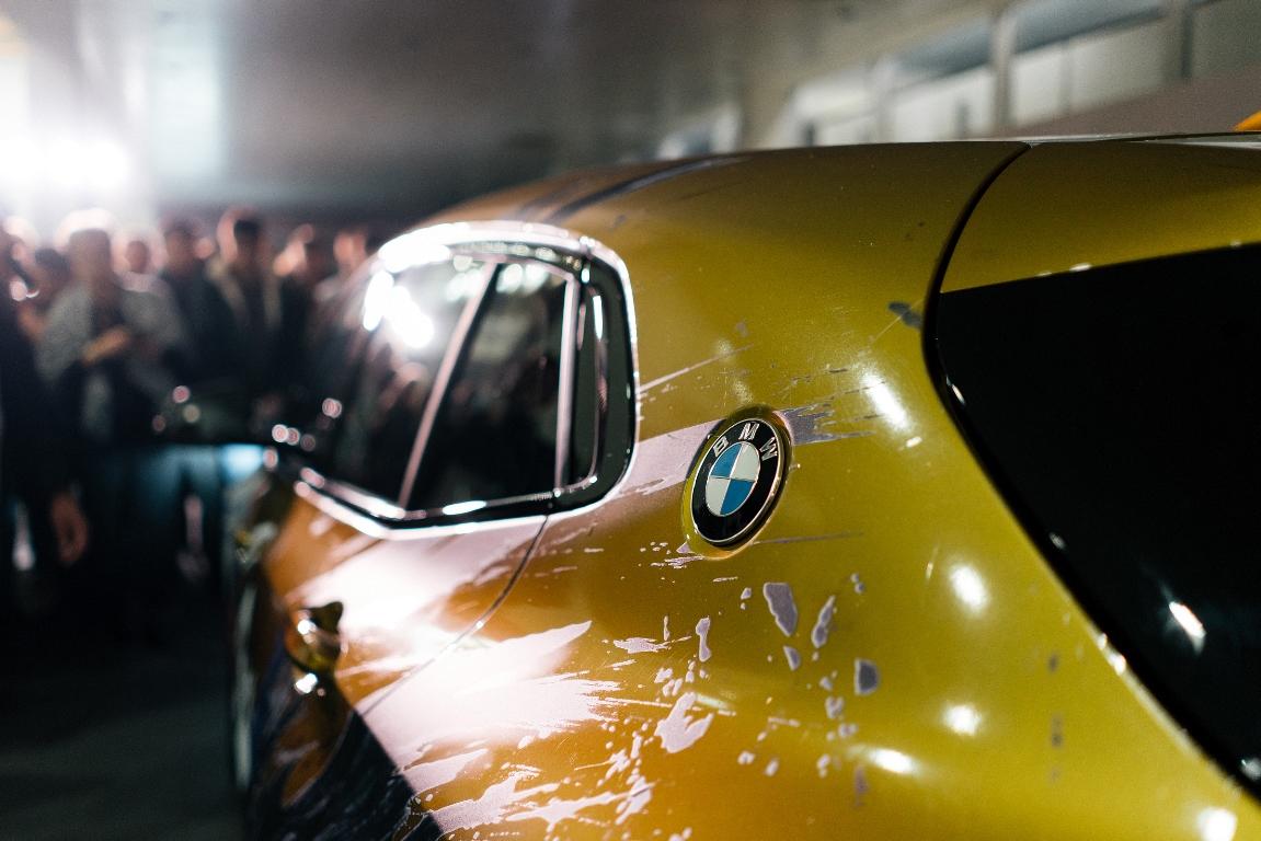 Презентация неприлично нового BMW X2