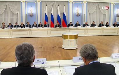 Медведев: российская экономика вошла в фазу роста