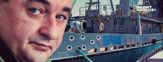 Корабли ЧФ открыли огонь по украинским диверсантам