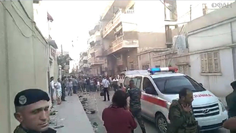 Последние новости Сирии. Сегодня 12 июля 2019
