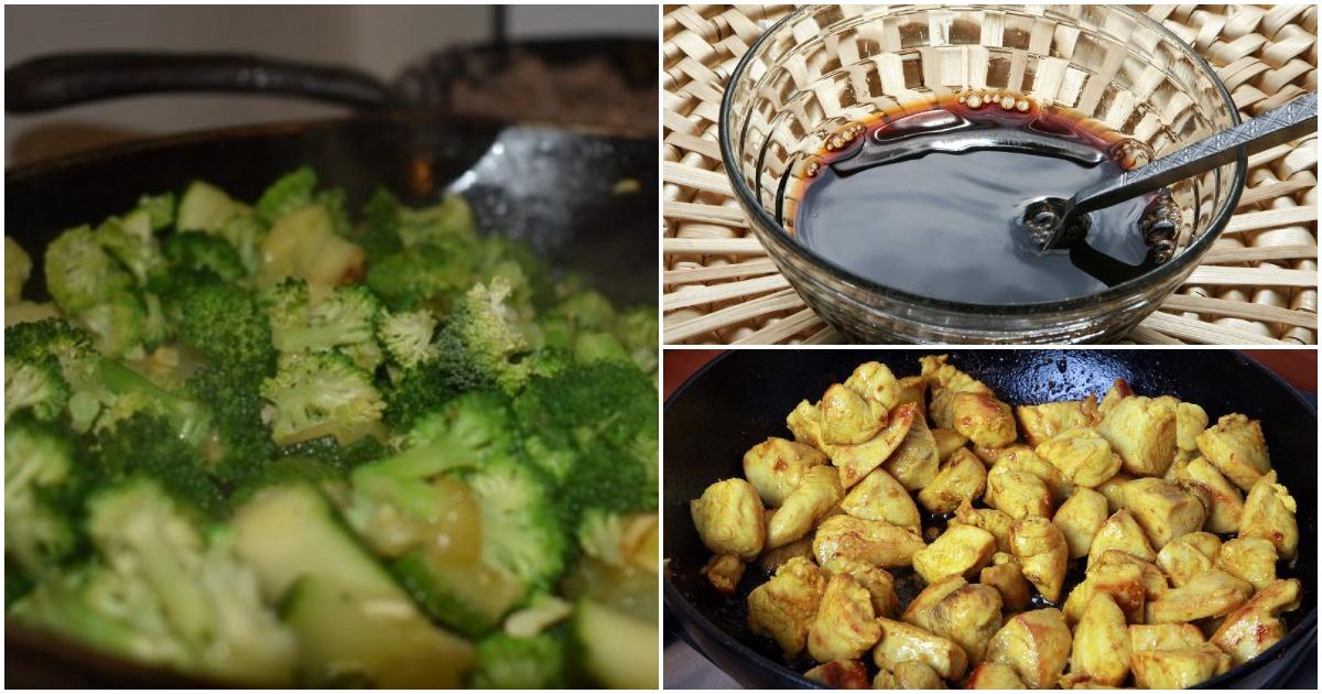 Стир-фрай: когда жареное остается полезным. Обалденное блюдо!