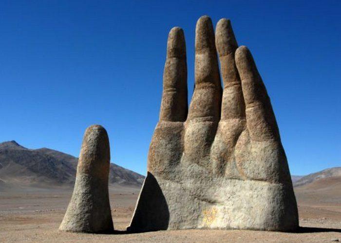 Удивительная и загадочная чилийская пустыня Атакама