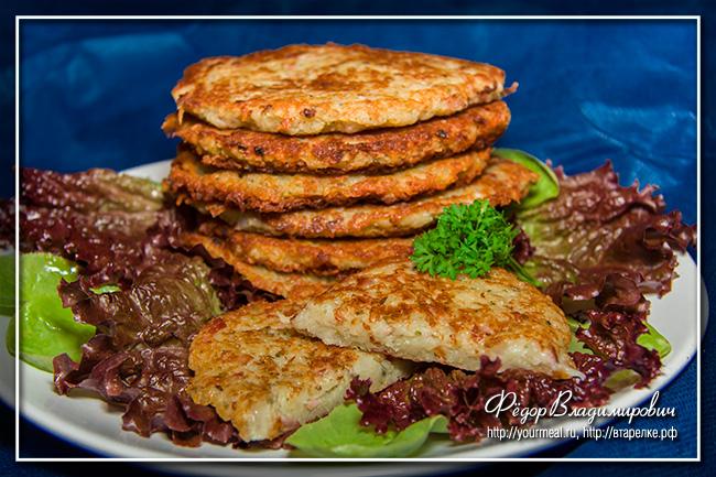 Брамбораки — традиционное чешское блюдо