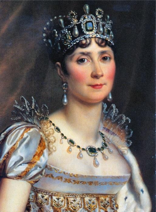 Жан Батист Рено. Жозефина 1806