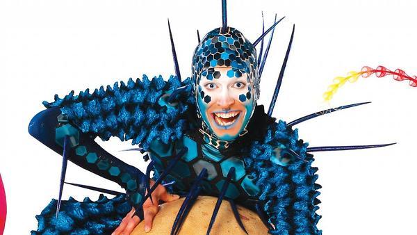 Артисты шоу OVO™ от Cirque d…