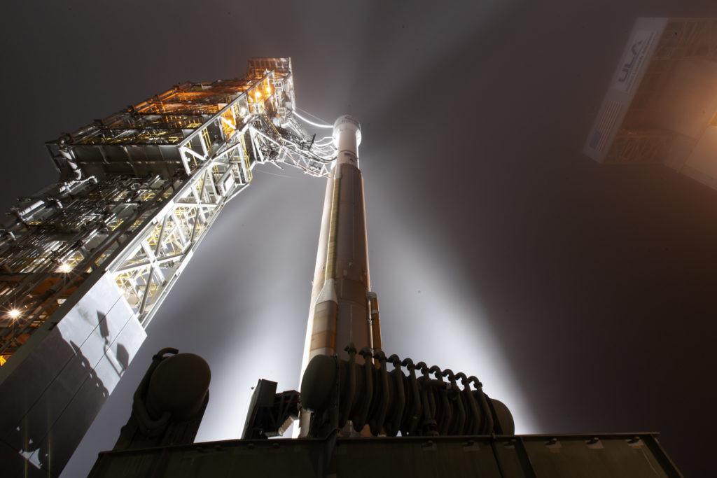 Миссия InSight стартовала к Марсу