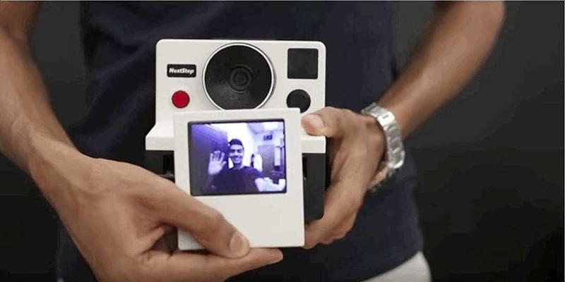 Парень создал камеру, «печатающую» гифки вместо фотографий