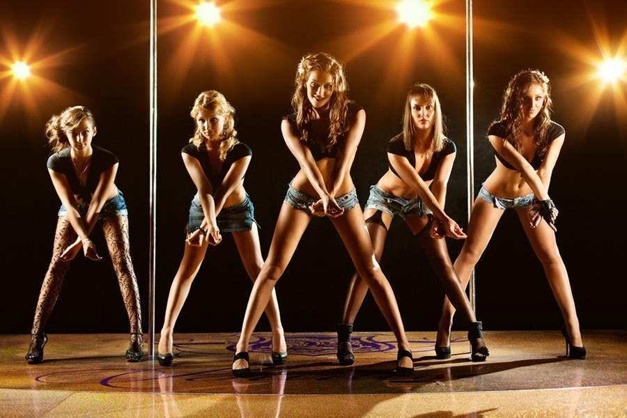 Современные танцы. Лэди стайл танцы