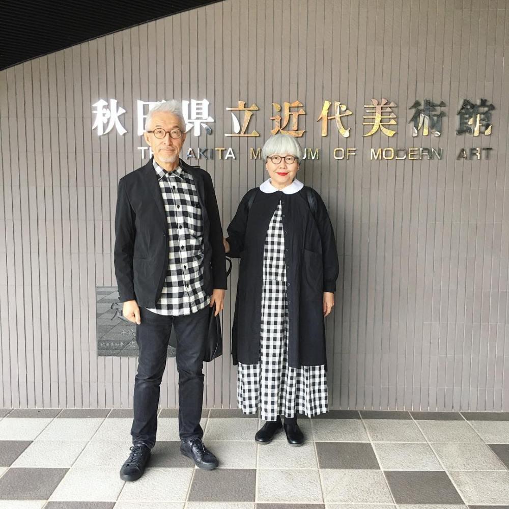 Эта японская пара уже 38 лет…