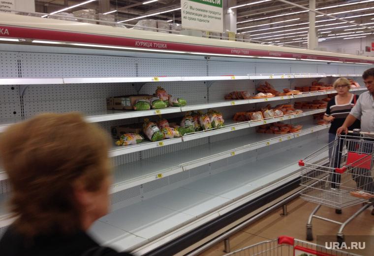 В Арктике - дефицит продуктов и очереди, как в СССР