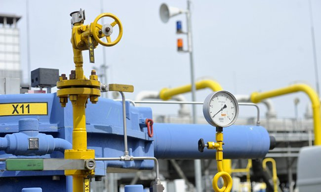 Украина лишается газа