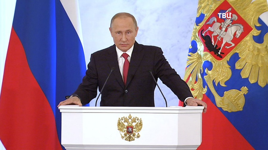 «Путин бросает вызов». Мир о послании президента к Федеральному собранию. Самое интересное