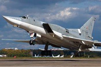 Российские бомбардировщики нанесли удары по объектам ИГ в Сирии