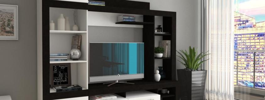 Мини-стенки для гостиной: практичный выбор для современной квартиры