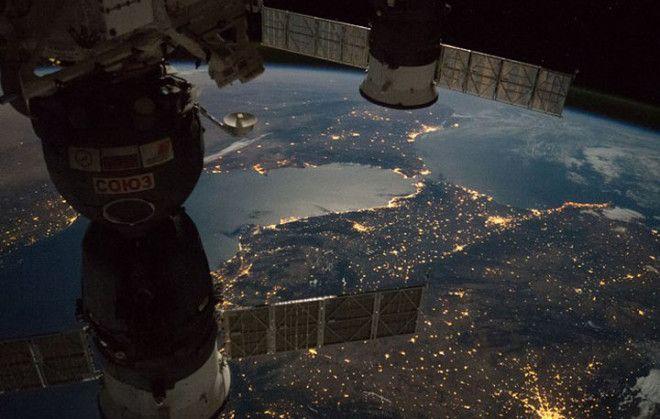 ВОТ КАК ВЫГЛЯДИТ НАША ПЛАНЕТА ИЗ КОСМОСА: 10 ПОТРЯСАЮЩИХ СНИМКОВ NASA