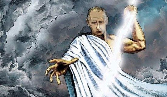Александр Росляков. Путин – не Бог, не царь и не герой, и обижаться на него за это – чистое мальчишество