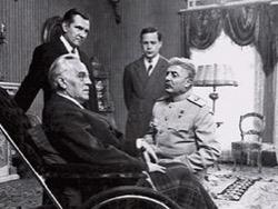 """Интересный """"поворот"""" - возродить РПЦ в СССР Сталина заставил Рузвельт"""