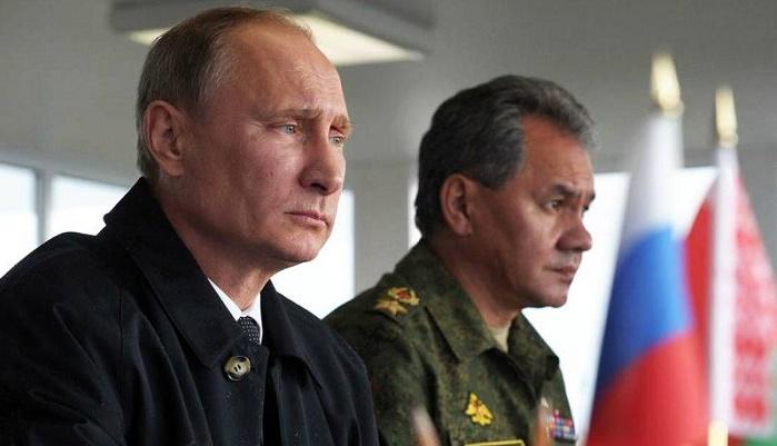 Шойгу рассказал, чем Россия заменит ядерное оружие в роли сдерживающего фактора