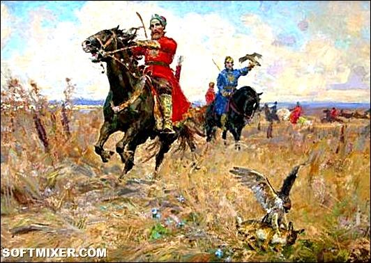 Царская охота Михаила Федоровича