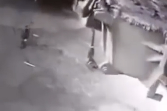Океан жидкого металла: авария на сталелитейном заводе попала на видео