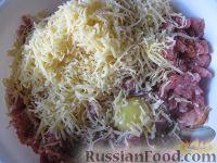Фото приготовления рецепта: Котлеты в духовке, с секретом - шаг №6