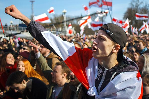 Рост нацизма в  Беларуси