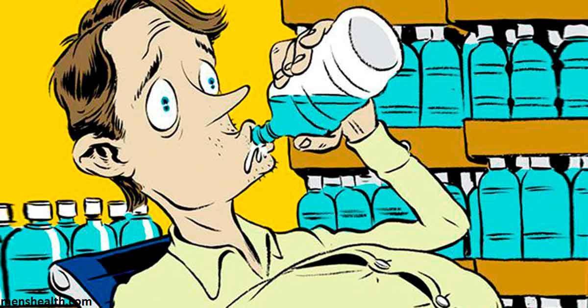 Ðет, вам не нужно Ñтолько воды - и другие оÑновные мифы про здоровье