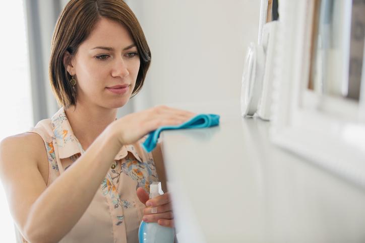 Как вычистить от пыли весь дом (включая стены и мягкие игрушки)
