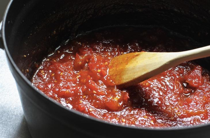 Что можно сделать с побитыми помидорами