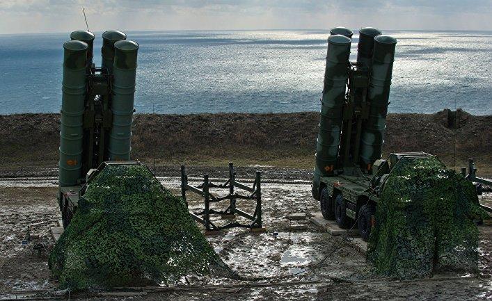 Торг Турции с Россией по поводу комплекса ПВО С-400