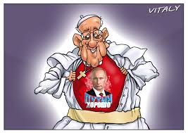Ватикан собрался вручить Пут…
