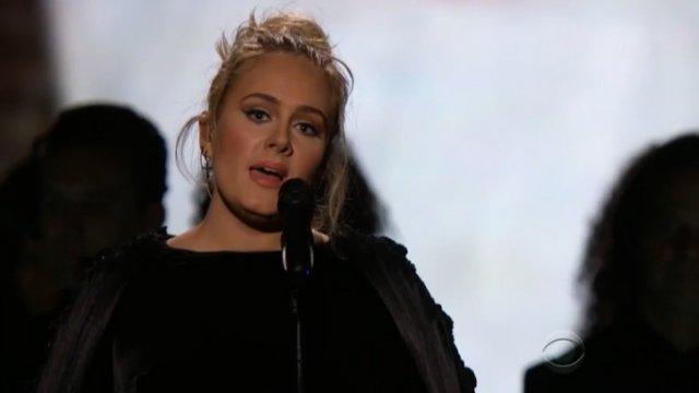 Adele - Fastlove (George Michael Tribute) (GRAMMY 2017)