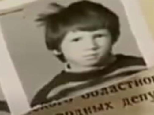 Оксана Малая маугли из Украины