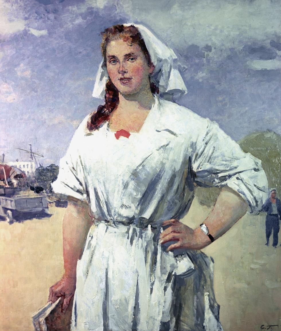 """""""Серп, молот, сеновал"""". При социализме женщины получали больше радости от сeкca"""
