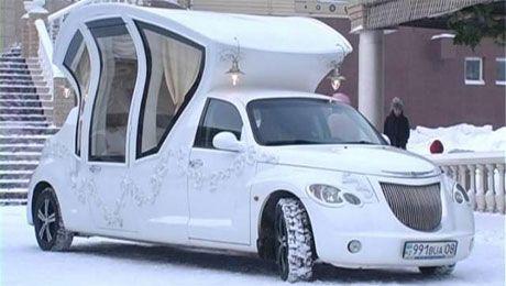 Королевскую машину в виде ка…