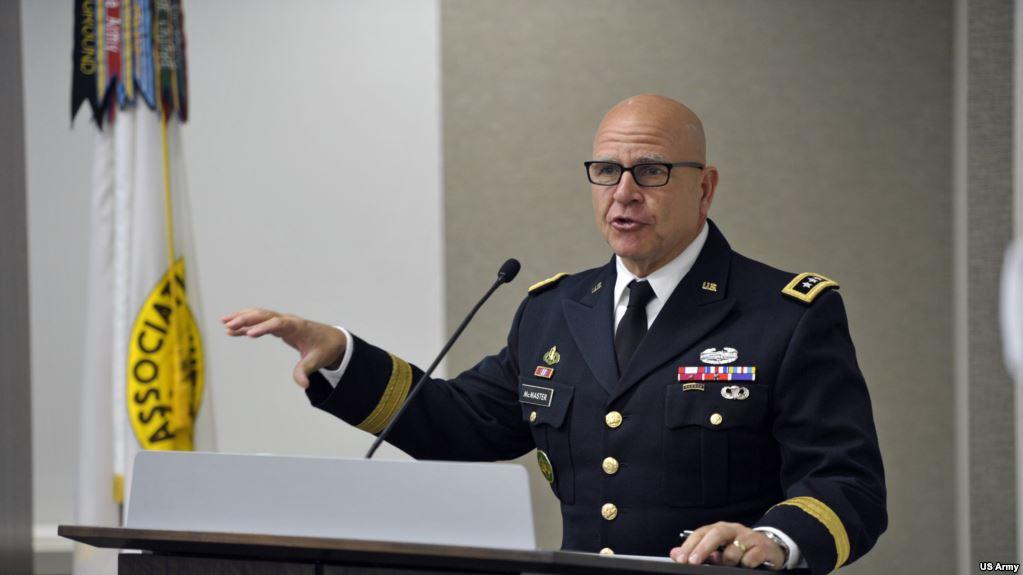 О новом советнике по национальной безопасности президента США Герберте Макмастере