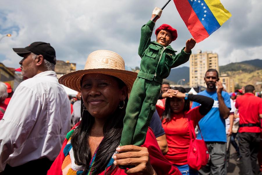 """""""Новый день для Венесуэлы»? Или катастрофа?"""