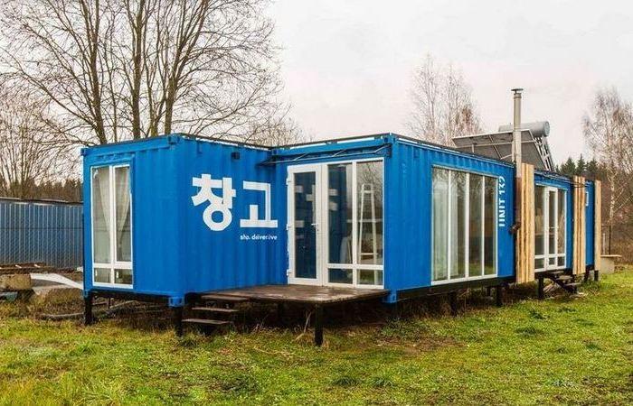 Этот дачный домик в Московской области язык не повернется назвать обычным!