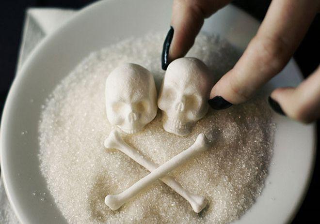 Смертельная доза обычных продуктов