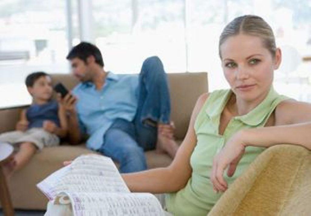 Дети разведенных родителей: мама и отчим плохие, а папа хороший?