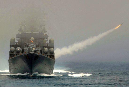 РФ ударила ракетами «Калибр» по объектам ИГ в Сирии