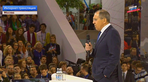 Ответ Лаврова на вопрос: «сколько Путин будет терпеть беспредел шагов Запада?»