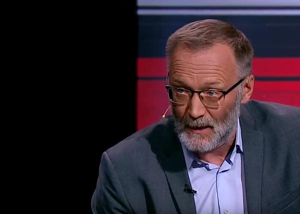 Политолог Михеев очень четко рассказал о том, что запад интересует только распад России как государства