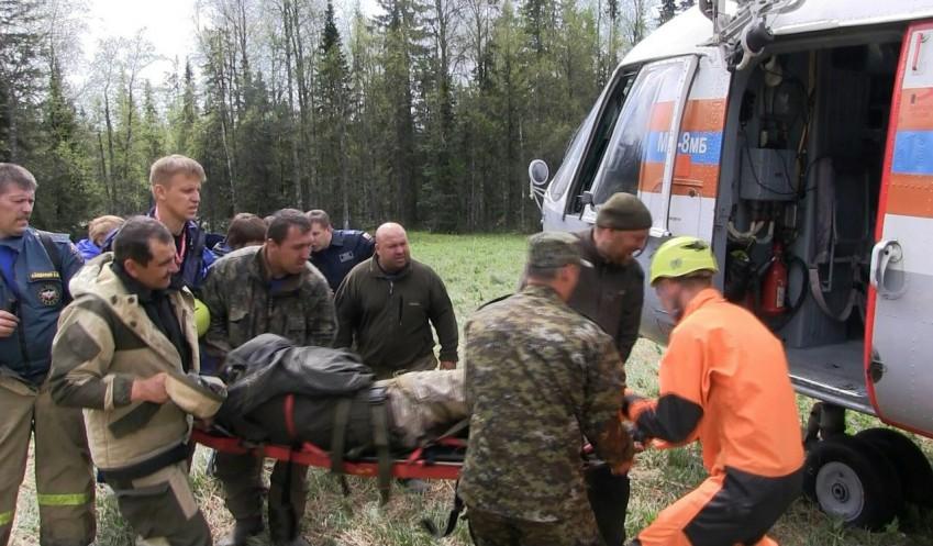 Уральский воздушный спецназ МЧС лишили вертолётов и работы