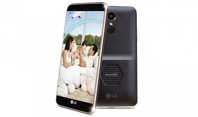 В Индии поступил в продажу смартфон LG K7i с функцией «отпугивание москитов»