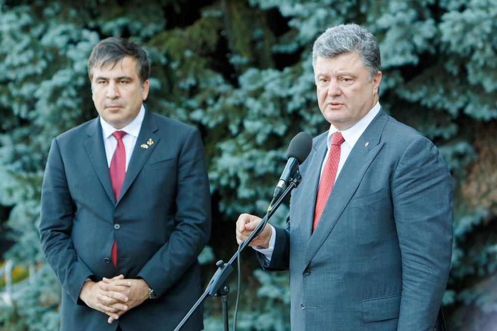 Саакашвили поддержал Тимошен…