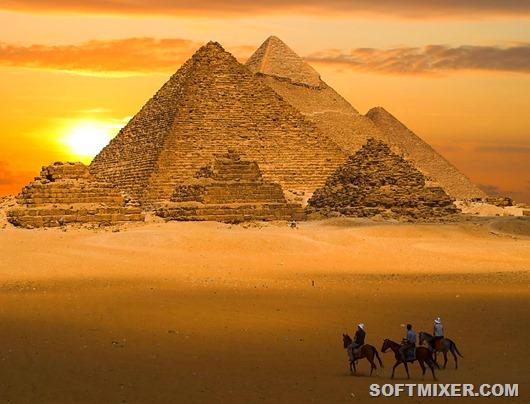 Любопытные факты о египетски…