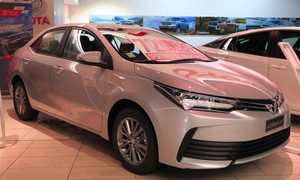 Стали известны 5 самых продеваемых автомобилей в мире